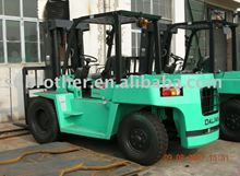 5 ton diesel forklift with CE