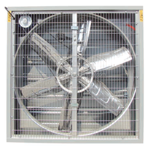 High quality exhaust fan with cooling pad for strawberry farming