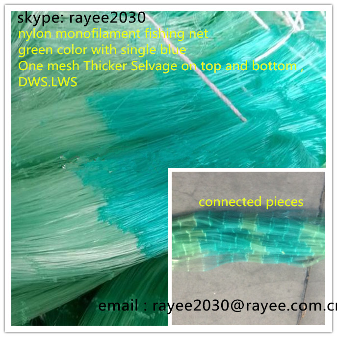 Nylon Monofilament Multifilament fishing nets, nylon safety nets for winwows and balcony , rede de pesca & red de proteccion