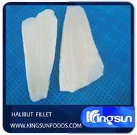 High Quality Fresh Frozen Halibut