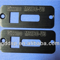 Custom Aluminum Stamping Metal Label
