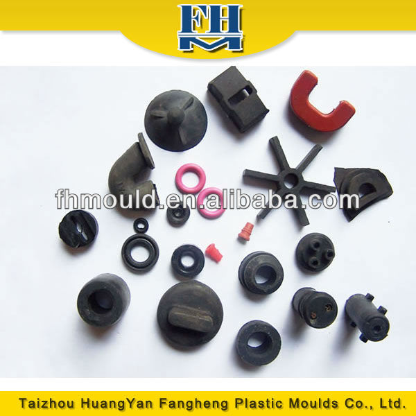 high precision rubber mould component from Zhejiang