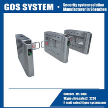 competitive price supermarket swing gate arm barrier for access control