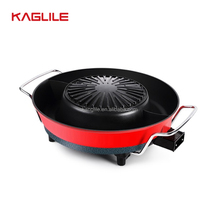 15 Inch Die cast aluminium round electric Hot Pot