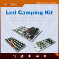 PanaTorch private design cigarette plug Led magnetic camping strip widely used for night camping/fishing/awnings/trailers