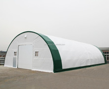 15m Span Heavy duty Agricultural Big Dome Warehouse Storage Shelter 5010025R