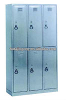 C-11 stainless steel cupboard for clothers/Hospital clothes cupboard