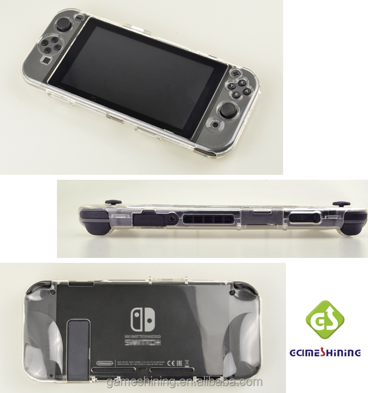 For Nintendo Switch Crystal Case