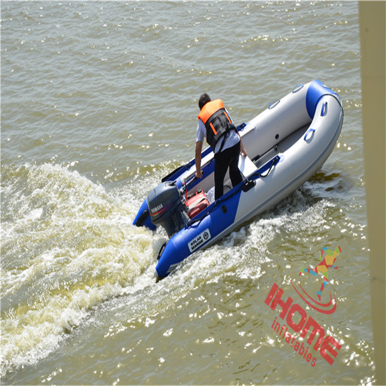230cm High quality PVC inflatable jet <strong>boat</strong>