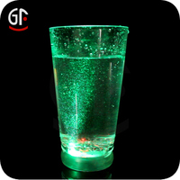 Alibaba Express Shot Glasses led liquid activated glass