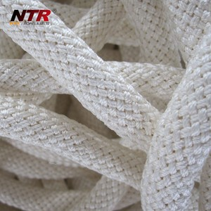 NTR Natural silk insulated braided rope