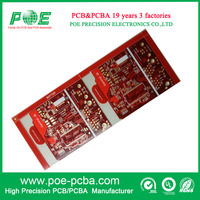 Custom pcb manufacturing machine 94v0 circuit boards