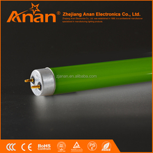 Fluorescent lamp set, T8-36W color changing fluorescent tubes,High pressure fluorescent mercury lamp