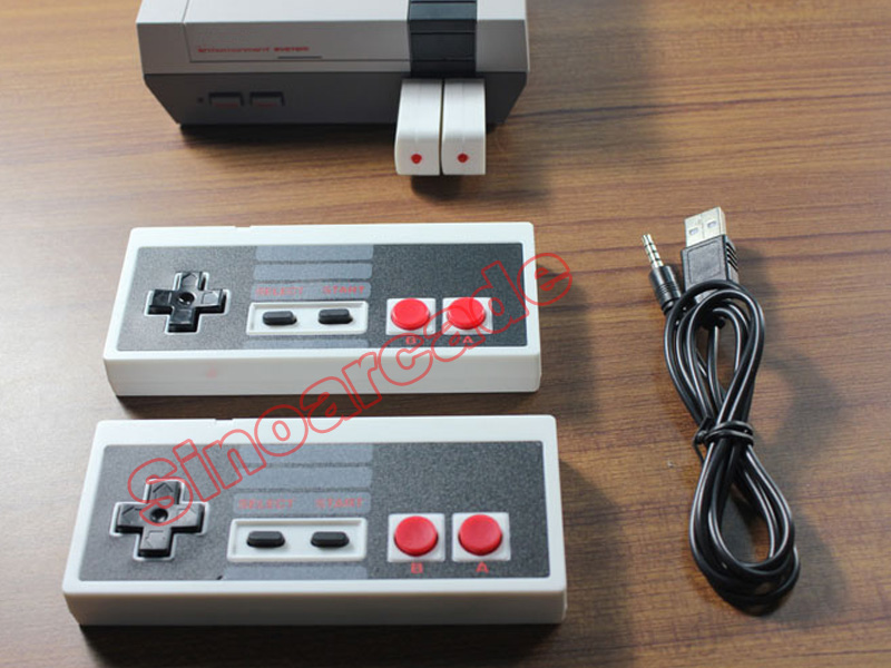 Shenzhen Factory Price Miniboss NES Wireless Classic Controller Video Game Console for Nintendo NES Classic Edition