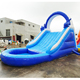 Cheap PVC long adult size inflatable water slide for kid ES-17