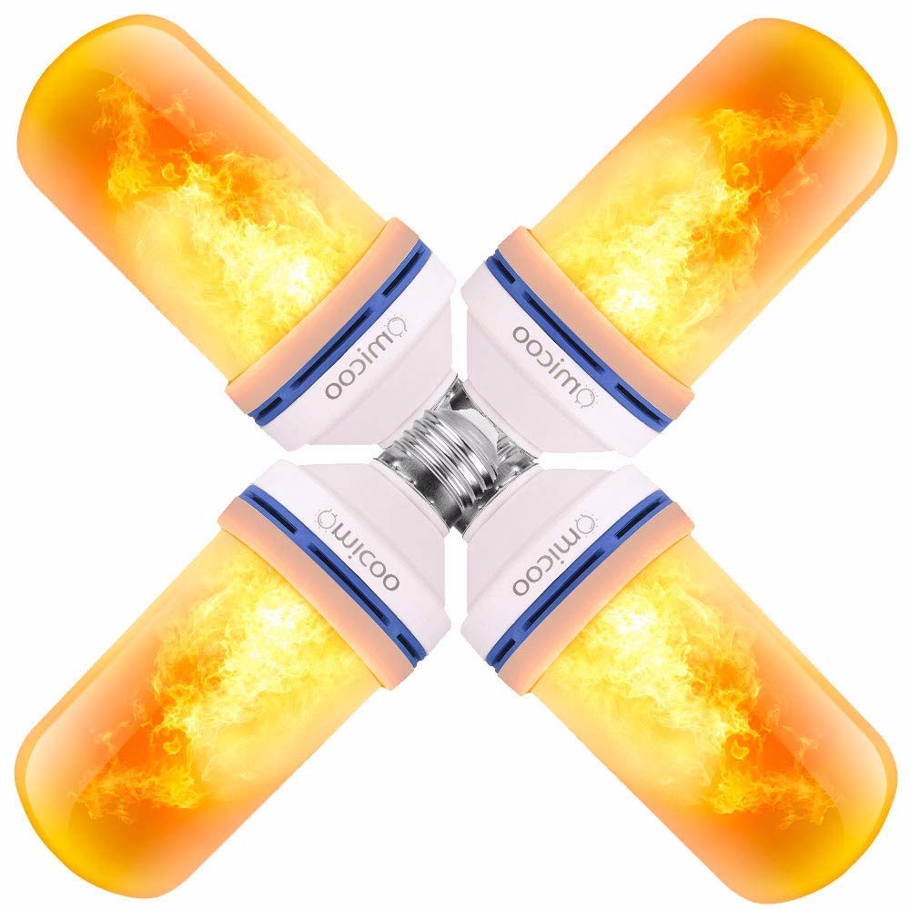 High Bright Flicker Flame Light <strong>Bulb</strong>, e26 e27 b22 real fire led flame effect decorative light <strong>bulb</strong>