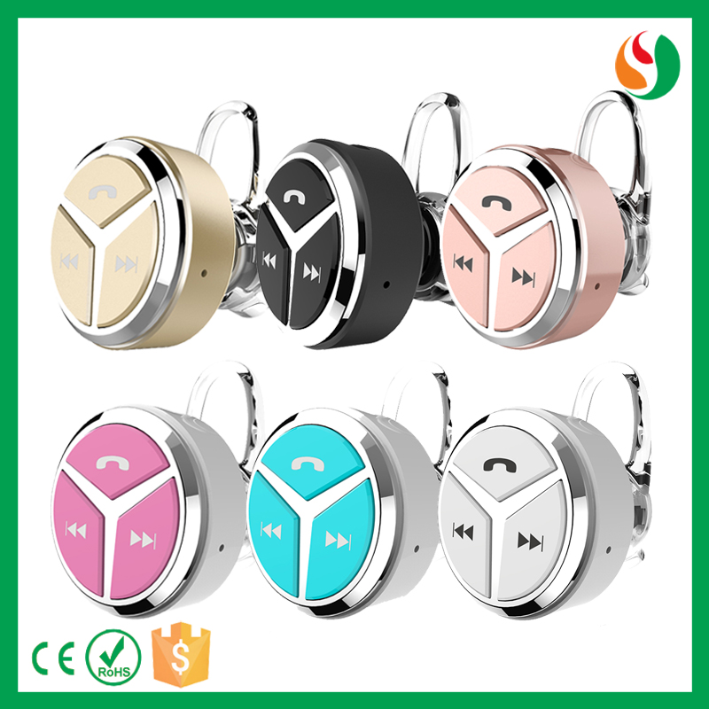 Stylish made in china hot blutooth earphone mini