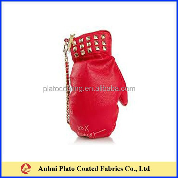 waterproof polyester tarps fabric for boxing glove
