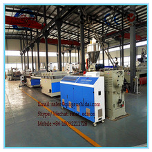 Production line pvc kitchen cabinet board extrusion machine