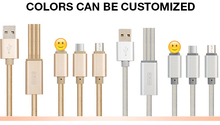 Factory prices 3 in 1 USB extension cable 3 in 1 universal charger