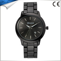 2016 top brand luxury digital watche men geneva Wristwatch Fashion Men Wrist watch Fashion gold Watch GW040