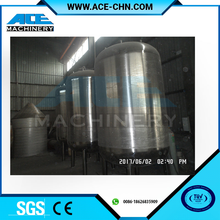 The King Of Quantity Best Selling 5000L Stainless Steel 304 316 Storage Tank for Sale