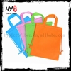 Hot selling company logo shopping bag, pp spunbond shopping bag, recycled pp woven bag with low price