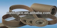 For Belt / Flap Disc Stainless Steel Polishing XA310 Abrasive Cloth