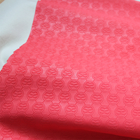 embossing pvc rexine leather for bags and sofa upholstery with a cheap price