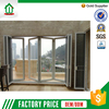 Personalized design folding doors with mosquito net