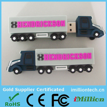 Container USB 16GB Truck USB Memory Stick 2.0 Flash Memory Key Customized