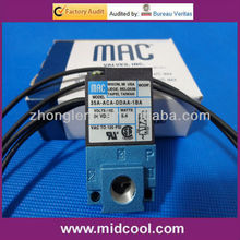 high frequency 24v 1/8 MAC micro solenoid valve