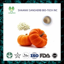 factory supply high quality natural Pumpkin Seed extract