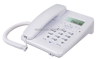 Muti exterior numbers multi-line telephone for home