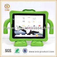 best selling shockproof eva foam case for ipad3 cute case