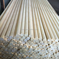 Solid Bamboo Pole
