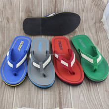 men casual sports open toe pu leather sandals