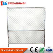 Welded Mesh Chain Link Mesh Silver outdoor metal fence