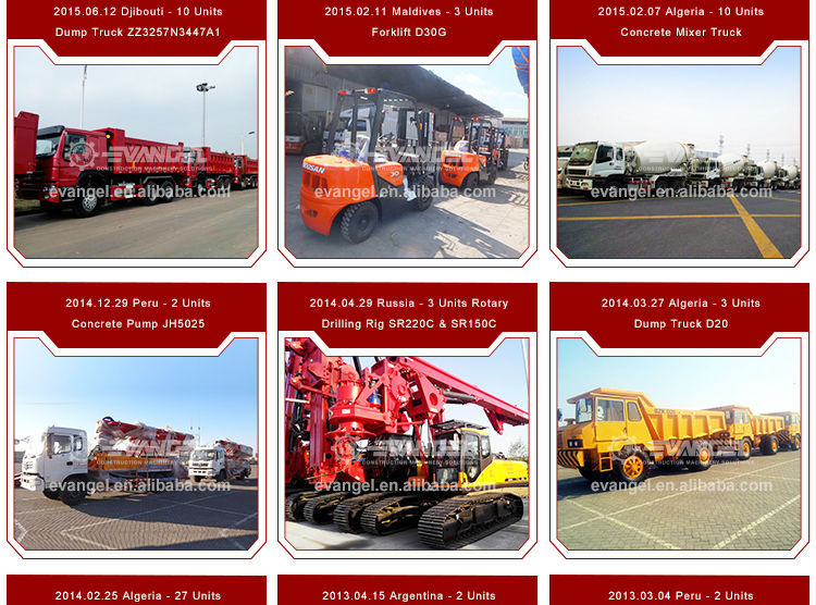 Heavy duty skeleton semi trailer 30 ton tri axle low bed trailer for sale