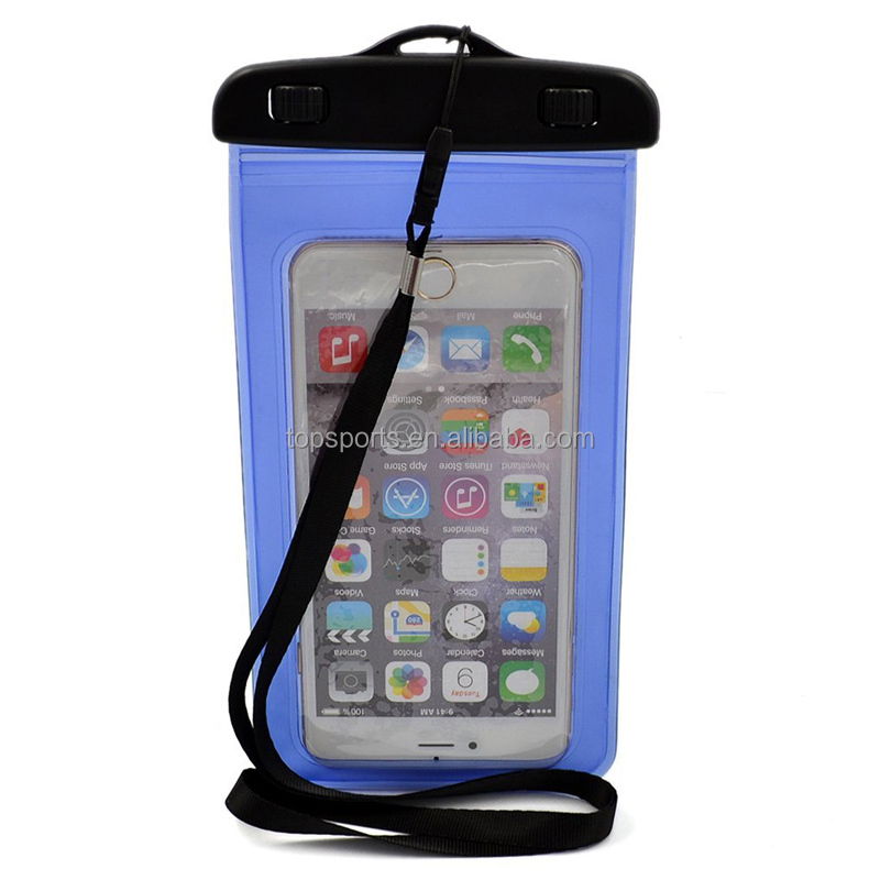 Best Quality Mobile Phone PVC Waterproof Case with Armband