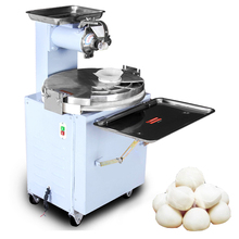 Hot Sale Automatic Pizza Dough Roller/ Bakery Equipment Pizza Dough Divider Rounder