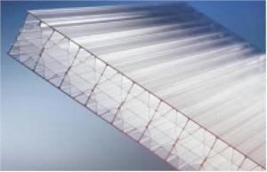 LEXAN THERMOCLEAR Cellular polycarbonate sheets