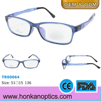 2015 trend top fashion color tr model optical frame