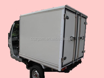 250cc refrigerated/refrigerator cargo tricycle
