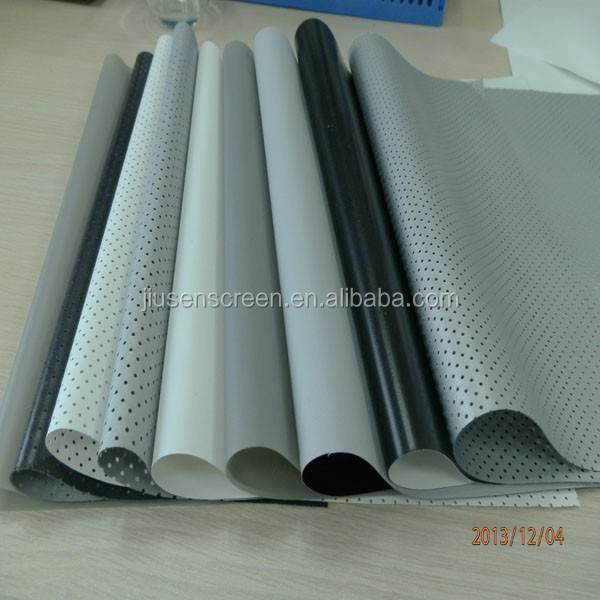 rear and front projection screen projector screen fabric