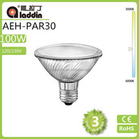 classic halogen lighting halogen bulb 100w E27/E26 halogen lamp PAR30 1400CD