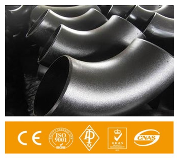 forged/forging ductile iron flanged elbow
