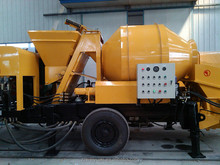 30 m3h Diesel Concrete Mixer and Concrete Pumping all-in-one Machine