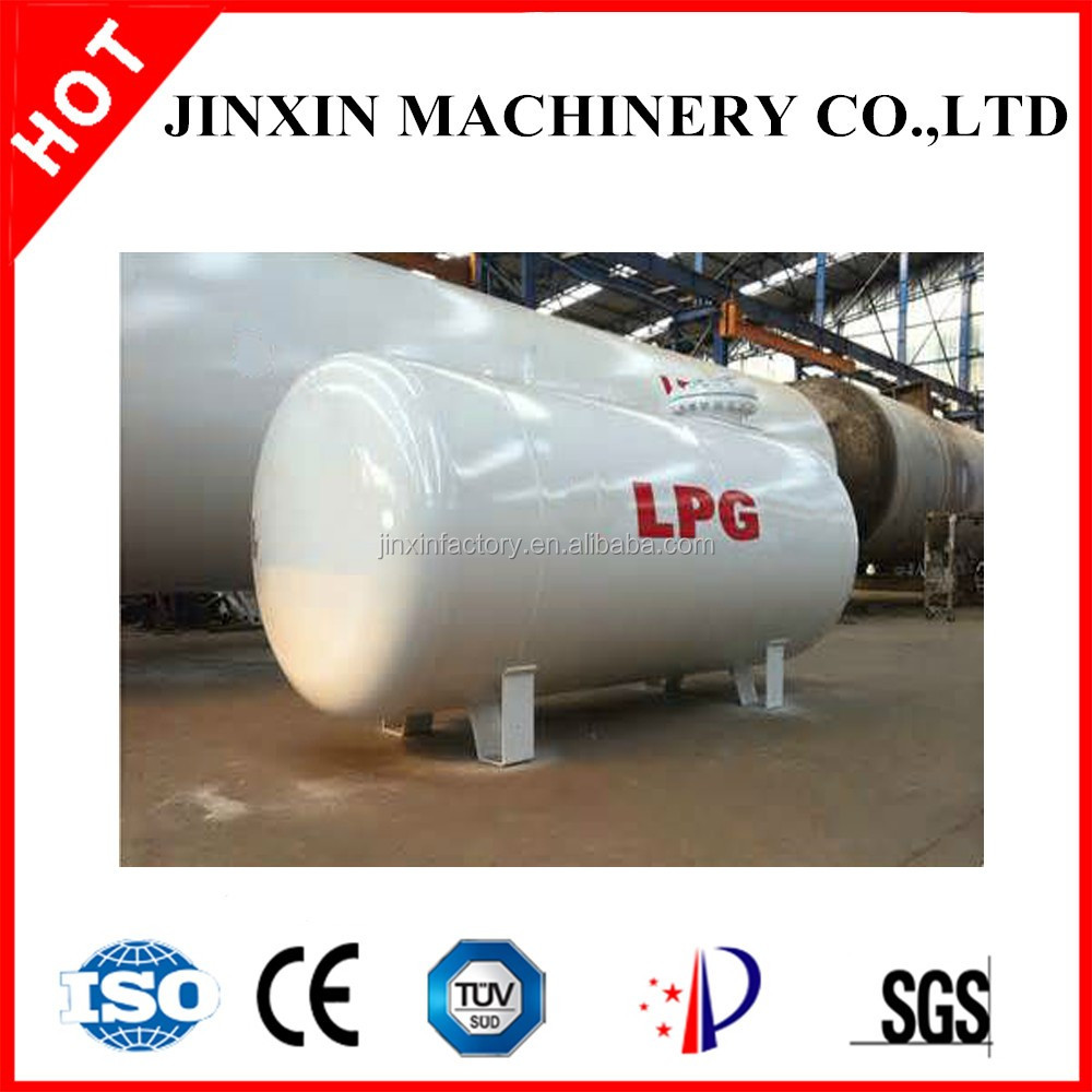 China supply good pressure vessel 20CBM pressure vessels/LPG Gas Storage Tank for sale