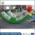 Funny inflatable floating water totter inflatable toys air seasaw for water games